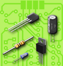 Soldering components